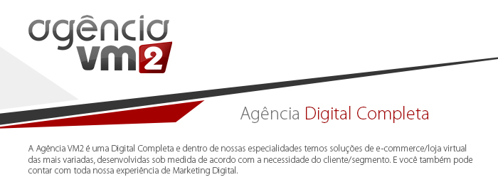 Agência VM2 - Agência Digital Completa
